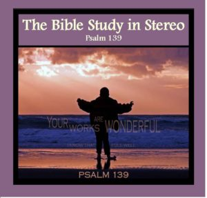 Psalm 139 CD Cover